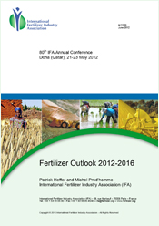 Fertilizer Outlook 2012 - 2016