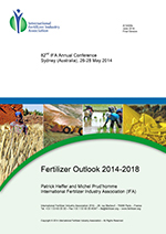 Fertilizer Outlook 2014-2018