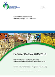 Fertilizer Outlook 2015-2019