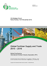 Global Fertilizer Supply and Trade: 2015-2016