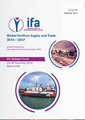 Global Fertilizer Supply and Trade 2016-2017