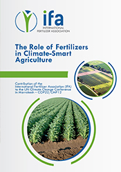 The Role of Fertilizers in Climate Smart Agriculture