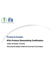 IFA Protect and Sustain Overview